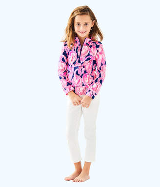 Lilly Pulitzer Girls Little Skipper Popover