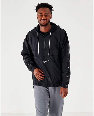 Nike Men's Sportswear Swoosh Woven Jacket