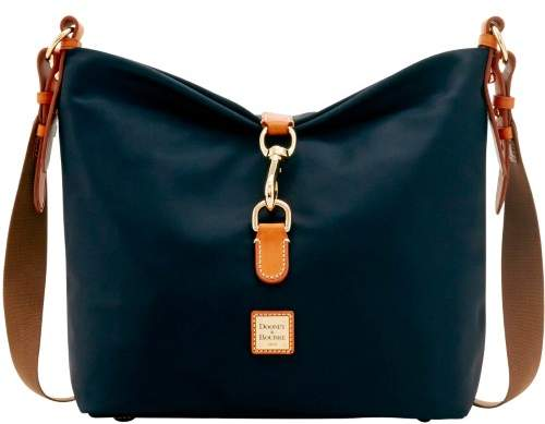 Dooney & Bourke Windham Annie Sac Shoulder Bag - DUSTY BLUE - STYLE