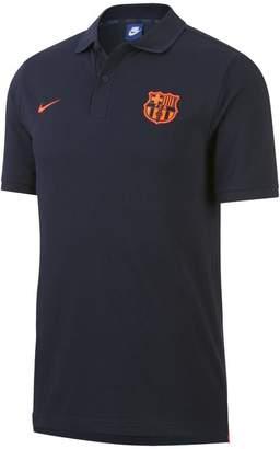 Nike FC Barcelona Pique Men's Polo