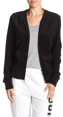 Juicy Couture Gothic Logo Robertson Velour Jacket