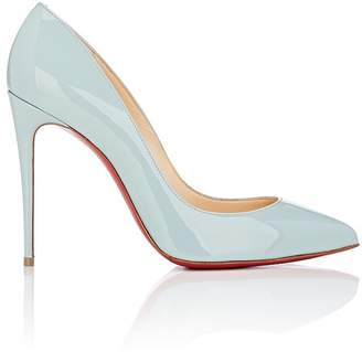 Christian Louboutin Women's Pigalle Follies Patent Leather Pumps
