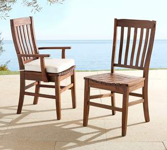 Pottery Barn Benchwright Armless Dining Chair