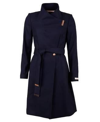Ted Baker Sandra Wrap Wool Coat
