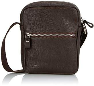 Bugatti Messenger Bag, 20 cm, 2 Liters, Brown 2046767