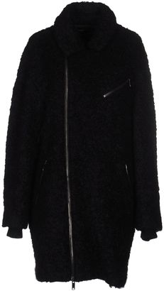 DKNY Coats $654 thestylecure.com