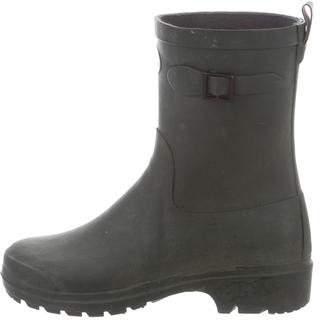 Le Chameau Mid-Calf Rain Boots