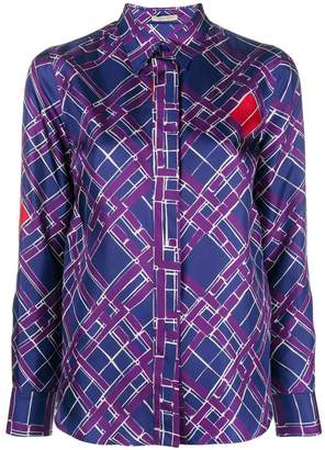 Bottega Veneta printed shirt