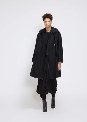 Comme des Garcons Oversized Trench