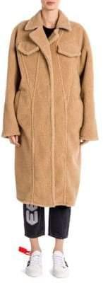 Off-White Oversized Bear Coat
