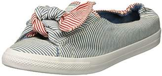 b1f85f00430b Converse Knot Striped Chambray Slip On Sneaker