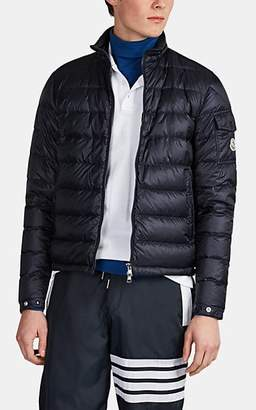 Moncler Men's Down-Quilted Puffer Jacket - Navy
