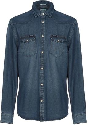 Wrangler Denim shirts - Item 42694121EK