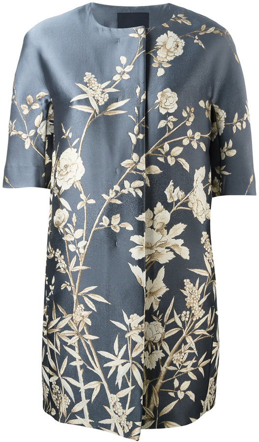 Max MaraMax Mara floral print coat