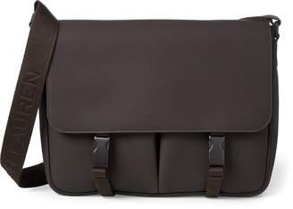 Ralph Lauren Aniline Calfskin Messenger Bag