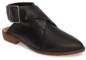 Women's Urban Outfitters Bryce Buckle Wrap Flat $168 thestylecure.com