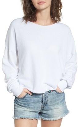 Women's Wildfox 5Am Sweatshirt $104 thestylecure.com