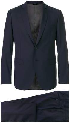 Tonello slim-fit two piece suit