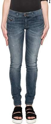 Diesel Dark Blue Livier Denim Jeans
