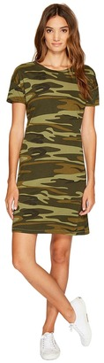 Alternative - Straight Up T-Shirt Dress Women's Dress $58 thestylecure.com