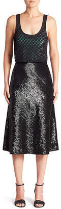 Alexander Wang Sequin Tank Dress