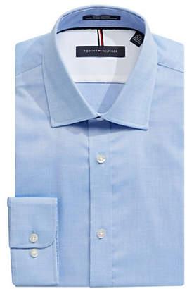 Tommy Hilfiger Non-Iron Slim Fit Dress Shirt