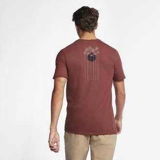 Hurley Premium Hidden Palms Mens T-Shirt