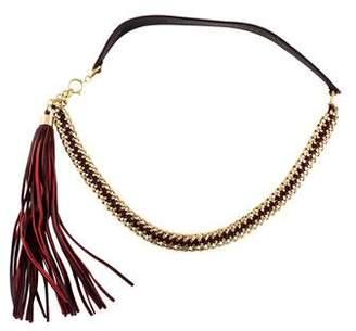 Diane von Furstenberg Tahra Chain-Lin Belt w/ Tags