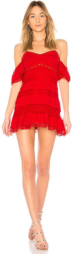 Paige Dress In Red. Paige Robe En Rouge. - Size M (also In S,xs) X By Nbd - Taille M (également À L'art, Xs) X Par Nbd