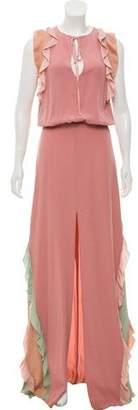 Alexis Slit Maxi Dress
