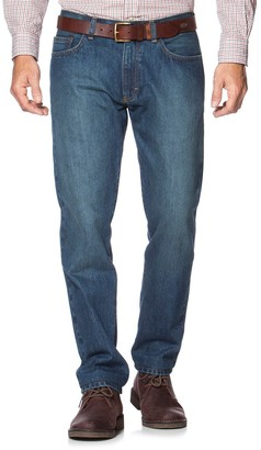 Chaps Men's Classic-Fit 5-Pocket Jeans