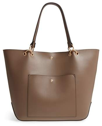 d96a27c01a7b Sole Society Fronto Faux Leather Tote