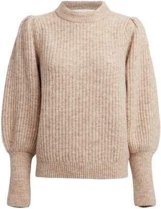 Notes Du Nord Meg Balloon Sleeve Sweater