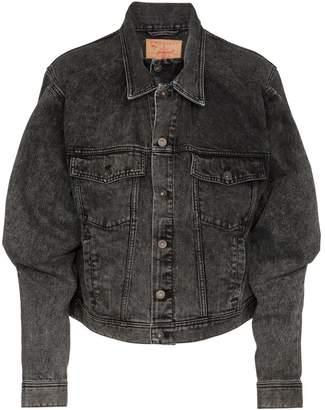 Y/Project Y / Project double front denim jacket