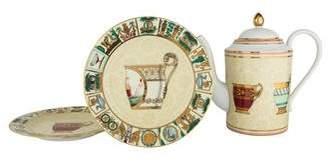 Gucci 3-Piece Porcelain Mythological Table Service