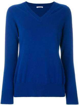 Tomas Maier double back cashmere sweater