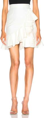 Stella McCartney Ruffled Wrap Skirt