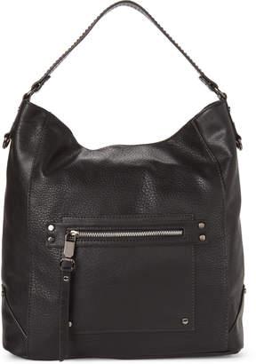 Urban Expressions Black Cayson Hobo Bag