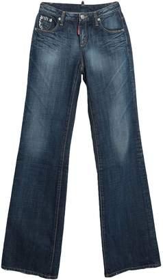 DSQUARED2 Denim pants - Item 42733971VA
