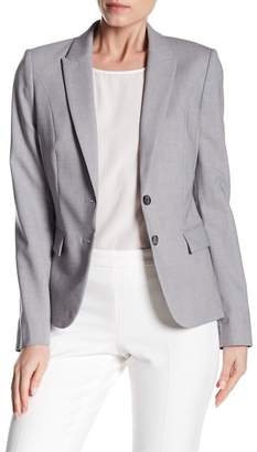 BOSS Jimelana Stretch Wool Suit Jacket (Regular & Petite)