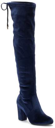 Candies Candie's Talent Women's Over-The-Knee Boots