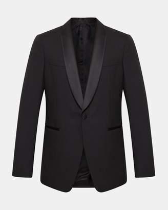 Theory Wool Chambers Shawl Tuxedo Jacket