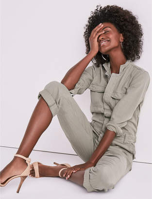 Lucky Brand BOILERSUIT IN SAGE