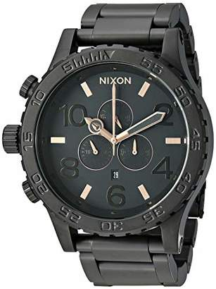 Nixon 51-30 Chrono A095 - All - 312M Water Resistant Men's Analog Fashion Watch (51mm Watch Face