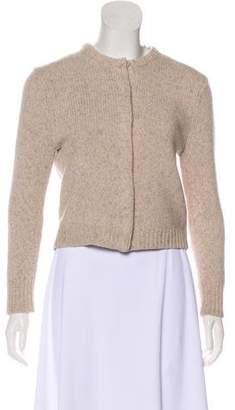 Acne Studios Wool Long Sleeve Sweater