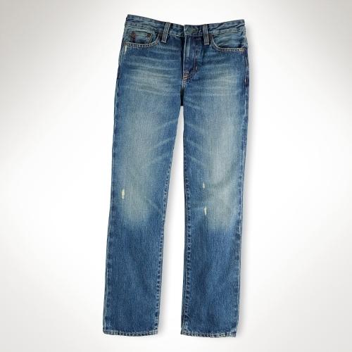 Skinny-Leg Snowden-Wash Jean