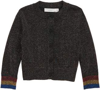 Stella McCartney Lauren Metallic Cardigan