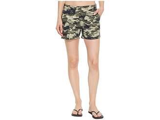 Columbia Silver Ridge Printed Pull-On Shorts Women's Shorts