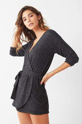 Out From Under Leila Wrap Romper