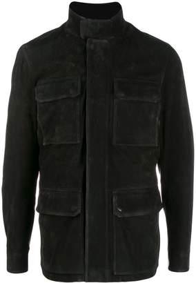 Ermenegildo Zegna flap pocket jacket
